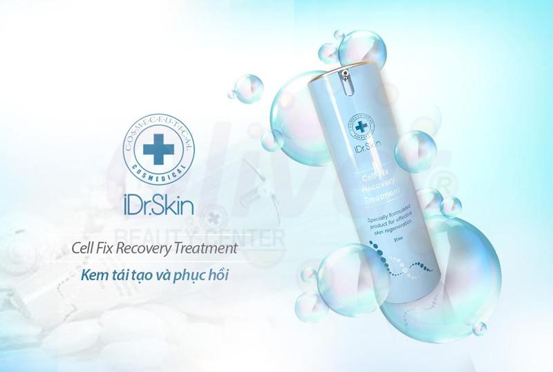Kem tái tạo và phục hồi Cell Fix Recovery Treatment