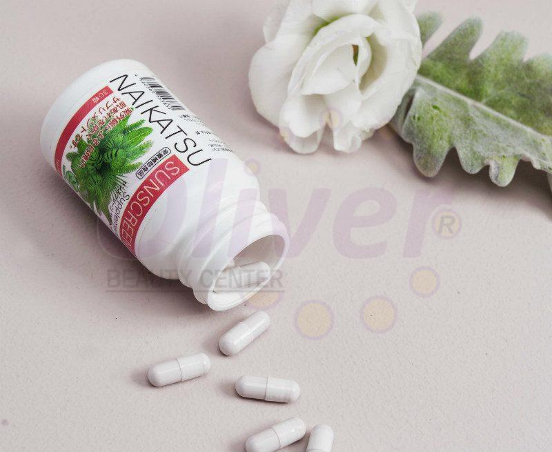 Viên uống chống nắng Suncreen Supplement