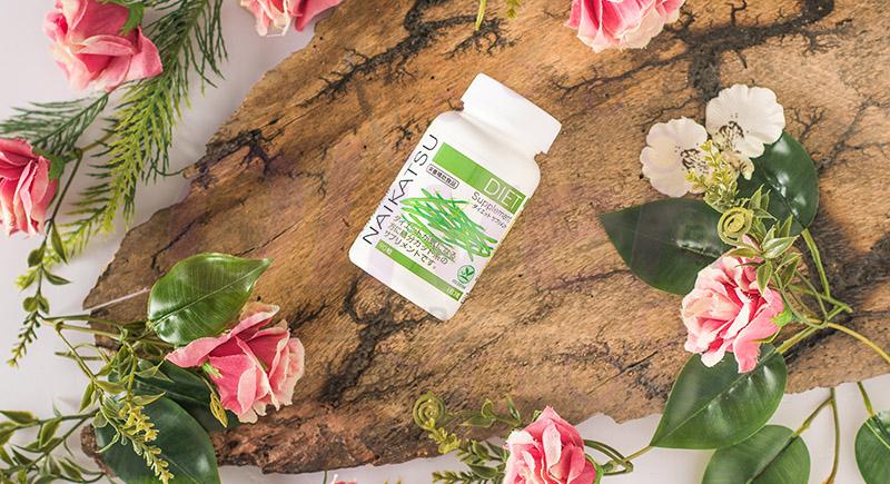 Viên uống giảm cân Diet Supplement Naikatsu