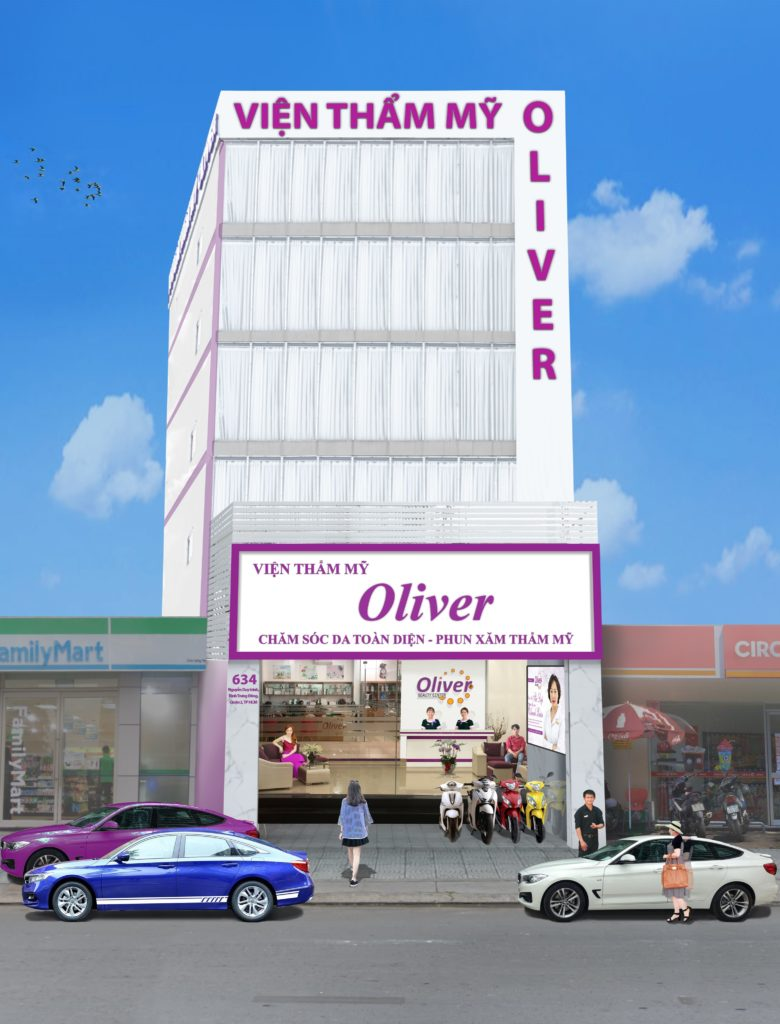 viện thẩm mỹ oliver